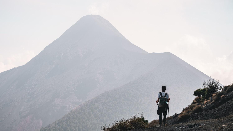 Les vues sur le volcan el fuego se suivent et sont à chaque fois plus impressionnantes