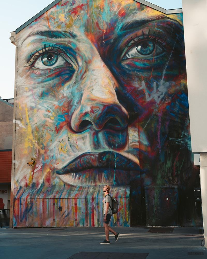 Le street art à Nancy