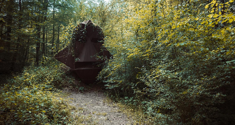 le sentier du vent des forêts