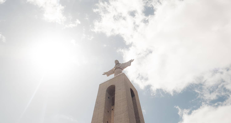Le christ Roi est connu mais peu visité par les touristes
