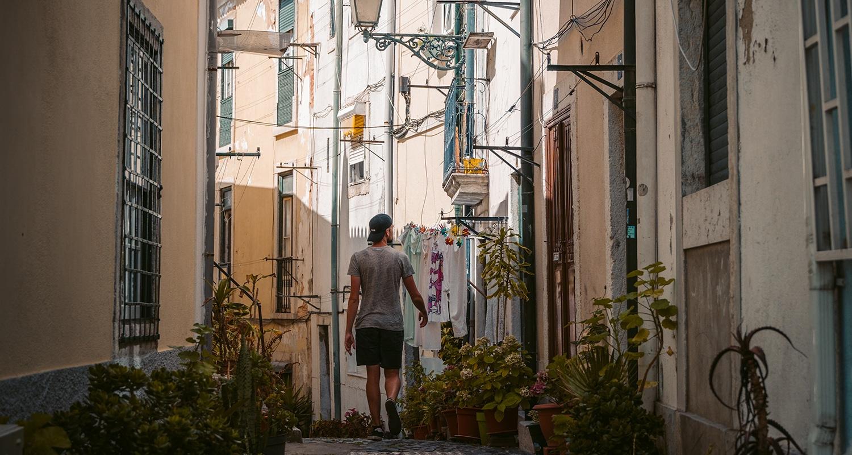 Perdez vous dans les superbes rues d'Alfama