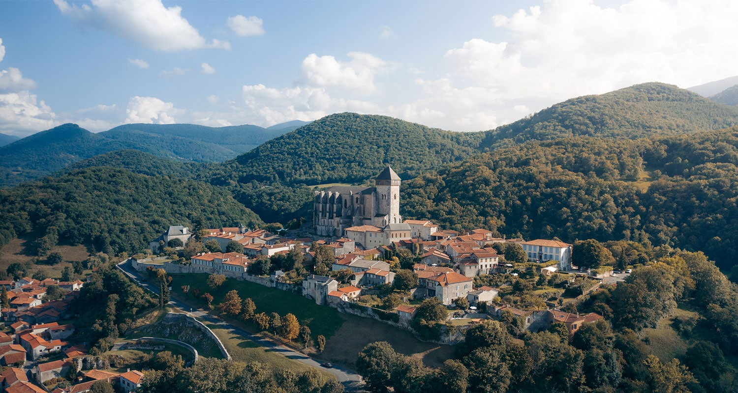 Saint Bertrand de Comminges, l'un des plus beaux villages de France