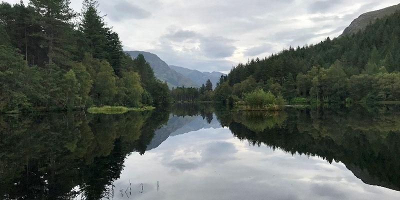 Glen Coe, superbe paysage pour un road trip en ecosse