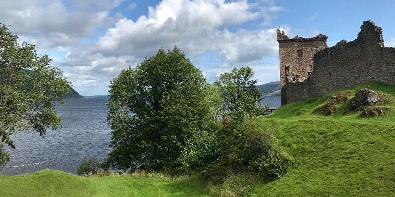 Inverness en ecosse
