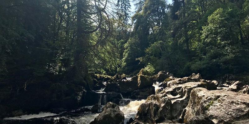 Le parc national de Cairngorms