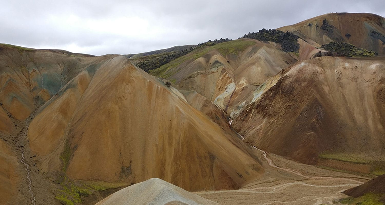 Landmannalaugar le road trip en islande