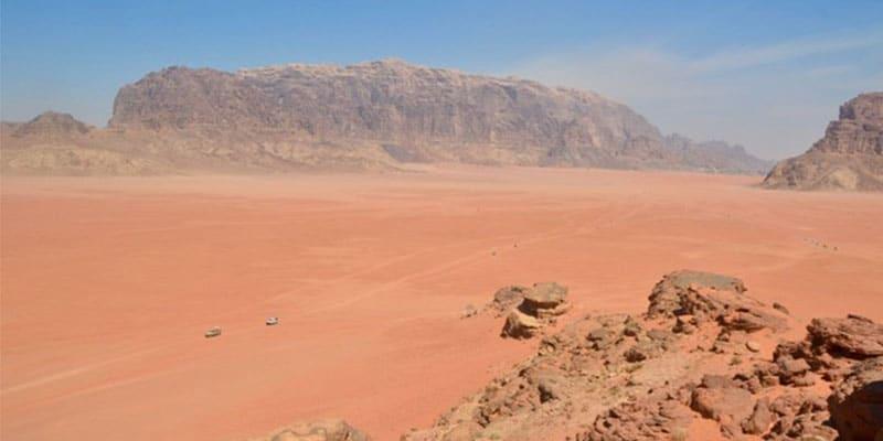 Les deset de Wadi Rhum