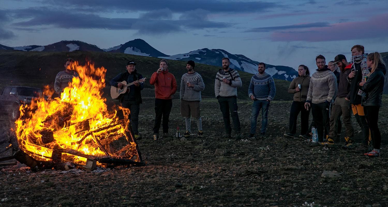 partir avec l'Iceland Trip, c'est le meilleur moyen de faire de belles rencontre
