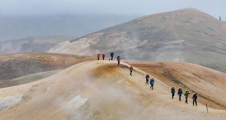 les plus beaux paysages d'Islande