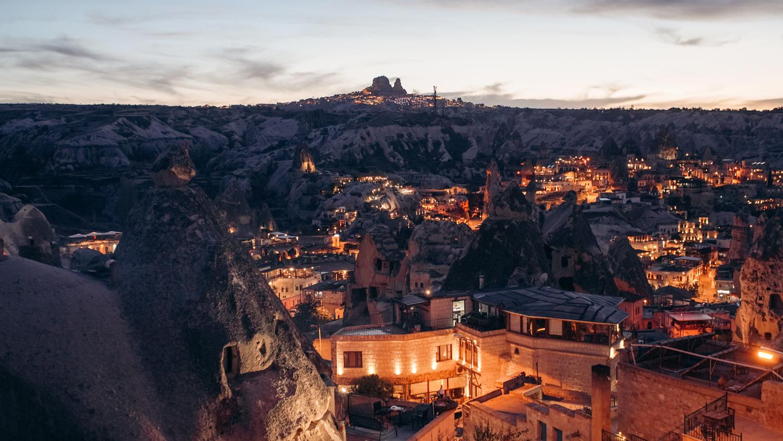 Goreme est un passage obligatoire quand vous allez visiter la cappadoce