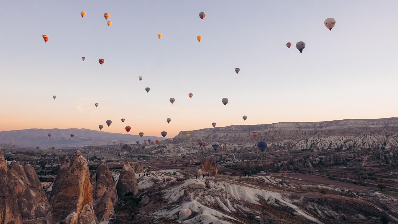 voici pourquoi il faut partir visiter la cappadoce