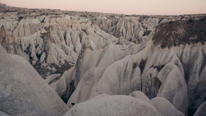 Rose valley en Cappadoce, un lieu à visiter aussi