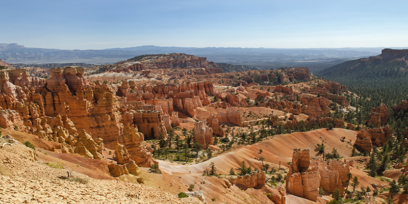 Bryce Canyon ouest américain
