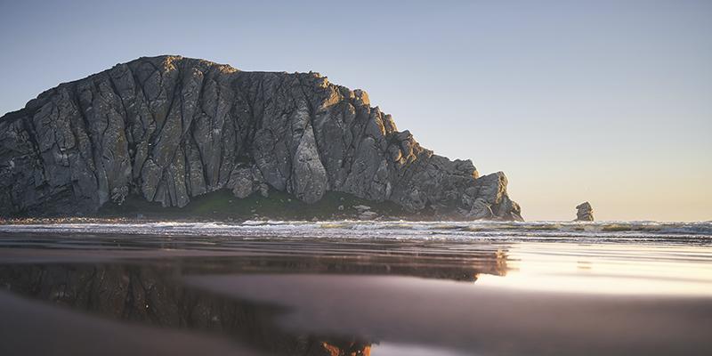 Morro Bay côte ouest